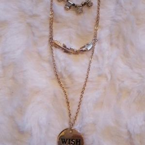 Layered Wish Necklace